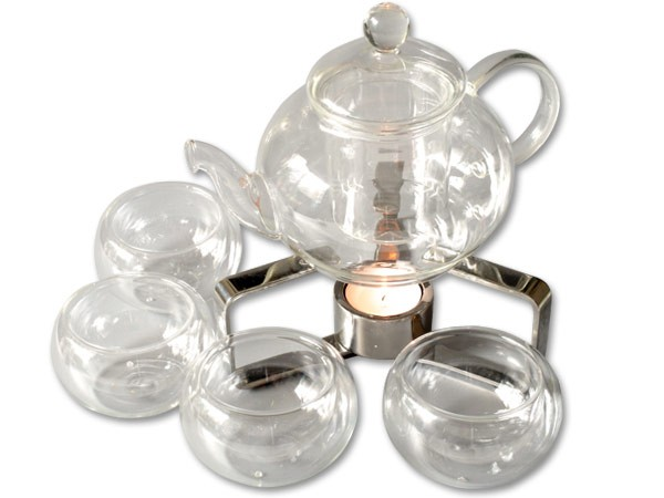teekanne 600 ml aus borosilikat glas teesieb teefilter. Black Bedroom Furniture Sets. Home Design Ideas