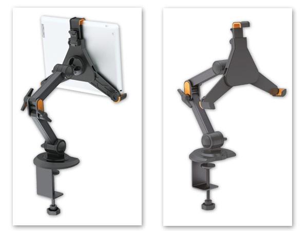 tablet halterung tisch b rozubeh r. Black Bedroom Furniture Sets. Home Design Ideas