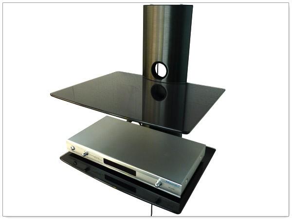 Blu Ray Player Shelf Glas Shelf Dvd Blu-ray Player